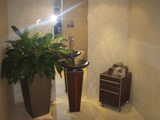 Some samples of our bathroom installations